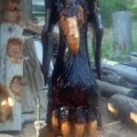Dave Clarke - Chainsaw Sculpture Artist