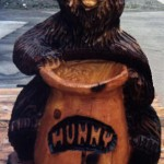 Dave Clarke - Chainsaw Sculpture Artist